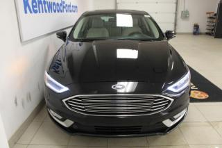 Used 2017 Ford Fusion 3 MONTH DEFERRAL! *oac | Titanium | AWD | NAV | heated/Cooled leather Seats | Monroof oo for sale in Edmonton, AB