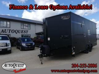 Used 2021 Stealth TRAILER for sale in Winnipeg, MB