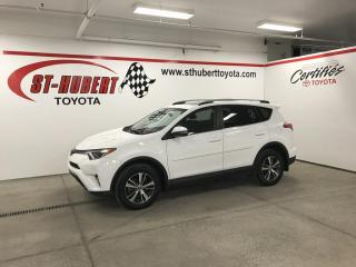 Used 2017 Toyota RAV4 AWD 4dr XLE for sale in St-Hubert, QC