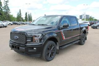 New 2020 Ford F-150 LARIAT 502A | 4X4 SuperCrew | 5.0L V8 Ecoboost | Special Edition Appearance Pkg | Heated Steering Wheel | Heated/Cooled Seats | for sale in Edmonton, AB