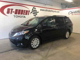 Used 2017 Toyota Sienna 5DR XLE 7-PASS AWD for sale in St-Hubert, QC