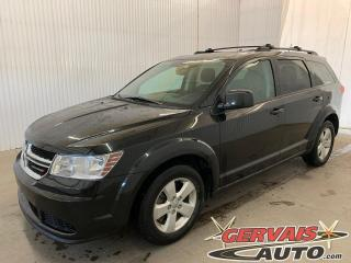 Used 2013 Dodge Journey SE Plus Mags A/C Bluetooth for sale in Trois-Rivières, QC