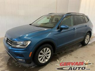 Used 2018 Volkswagen Tiguan Trendline TSI 4MOTION Mags Caméra A/C for sale in Trois-Rivières, QC