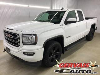Used 2017 GMC Sierra 1500 SLE Z71 4x4 Double Cab Mags Marche Pieds for sale in Shawinigan, QC