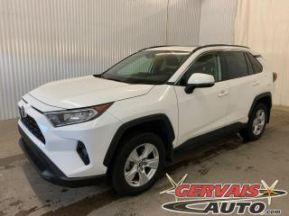 Used 2019 Toyota RAV4 XLE AWD Mags Toit ouvrant Volant Chauffant for sale in Trois-Rivières, QC