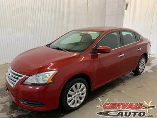 Used 2014 Nissan Sentra S Automatique A/C Bluetooth for sale in Trois-Rivières, QC