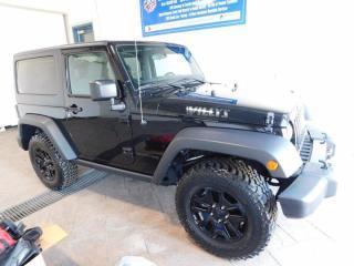 Used 2018 Jeep Wrangler JK Willys Wheeler for sale in Listowel, ON