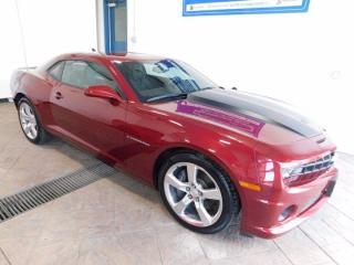 Used 2010 Chevrolet Camaro 2SS LEATHER *MANUAL* for sale in Listowel, ON