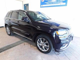 Used 2020 Jeep Grand Cherokee Summit NAPPA LEATHER DOUBLE DVD PANO SUNROOF for sale in Listowel, ON