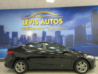 Used 2017 Hyundai Elantra GL AUTOMATIQUE AIR CLIMATISE BANC CHAUFF for sale in Lévis, QC