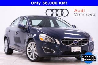 Used 2012 Volvo S60 T6 *1 owner - Local - Very Low KM* for sale in Winnipeg, MB