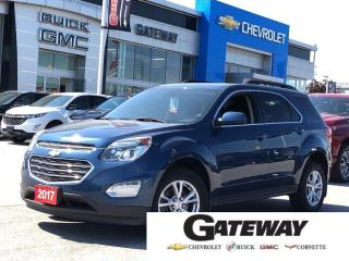 Used 2017 Chevrolet Equinox LT / SUNROOF / REAR VISION CAMERA / BLUETOOTH / V6 for sale in Brampton, ON