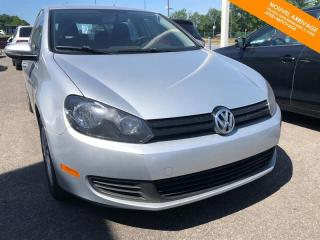 Used 2012 Volkswagen Golf Auto Trendline + A/C + CD for sale in Québec, QC