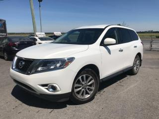 Used 2014 Nissan Pathfinder Automatique 7 passager remorque 5500 lb for sale in Carignan, QC