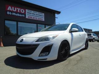Used 2011 Mazda MAZDA3 SPORT GT for sale in St-Hubert, QC
