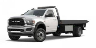 New 2020 RAM 5500 Chassis SLT Reg Cab 4x4 for sale in Regina, SK