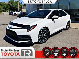 Used 2020 Toyota Corolla SE Toute Équipé for sale in Trois-Rivières, QC