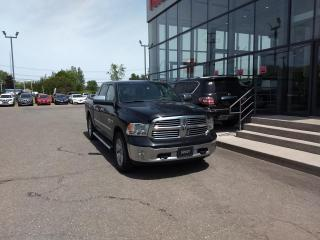 Used 2014 RAM 1500 Cabine multiplaces 4RM,Big Horn CAMÉRA*S for sale in Lévis, QC