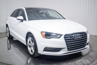 Used 2016 Audi A3 KOMFORT QUATTRO CUIR TOIT MAGS GROS ECRA for sale in St-Hubert, QC