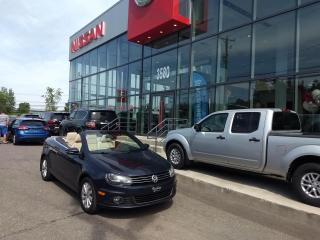 Used 2012 Volkswagen Eos Décapotable Comfortline SONAR*SIÈGES CHA for sale in Lévis, QC