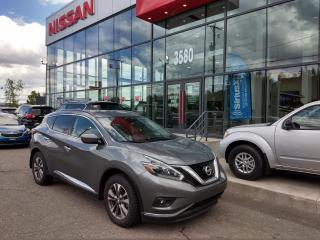 Used 2018 Nissan Murano SV TI GPS*CAMÉRA*TOIT for sale in Lévis, QC