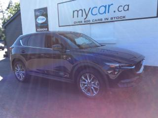 Used 2019 Mazda CX-5 GT 2.5 TURBO, LEATHER, SUNROOF, NAV, WOW!! for sale in Richmond, ON