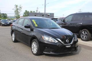 Used 2018 Nissan Sentra SV LUXE CVT TOIT*CAMÉRA* GPS for sale in Lévis, QC