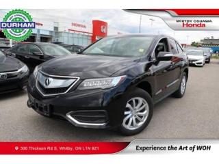 Used 2018 Acura RDX AWD for sale in Whitby, ON