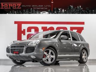 Used 2006 Porsche Cayenne TURBO S|520HP|TV/DVD|BOSE|NAVI|CARBON SHIFTER|LOADED for sale in North York, ON
