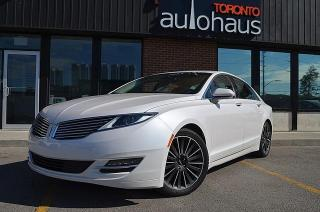 Used 2016 Lincoln MKZ /NAVI/LEATHER/RESERVE Package Hybrid for sale in Concord, ON