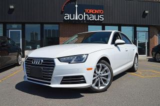 Used 2017 Audi A4 /NAVIGATION/LEATHER/SUNROOF/REAR Camera Progressiv for sale in Concord, ON