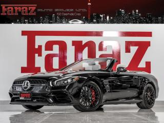 Used 2017 Mercedes-Benz SL 63 AMG AMG|FULL CARBON PKG|MASSAGE|DISTRONIC|STEERING PILOT|LOADED for sale in North York, ON