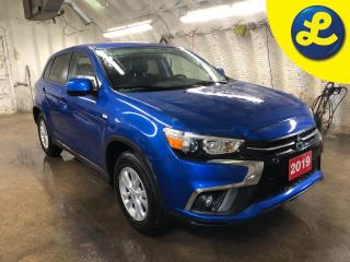 Used 2019 Mitsubishi RVR 4WD * Heated front seats * Climate control * Phone connect * Back-Up Camera * 7 inc Smartphone Link Display Audio -inc: Android Auto, Apple CarPlay, 6 for sale in Cambridge, ON