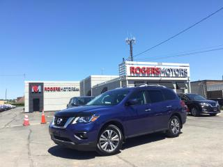 Used 2017 Nissan Pathfinder 2.99% Financing - SL 4WD - NAVI - 7 PASS - PANO ROOF - 360 CAMERA for sale in Oakville, ON