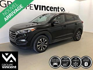 Used 2016 Hyundai Tucson PREMIUM ** GARANTIE 10 ANS ** Polyvalent et fiable! for sale in Shawinigan, QC