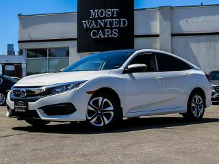 Used 2018 Honda Civic LX|CAMERA| NEW TIRES for sale in Kitchener, ON