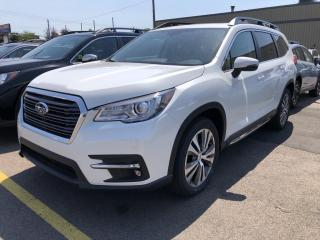 New 2020 Subaru ASCENT Limited DON'T PAY FOR UP TO 120 DAYS ON THIS EXCEPTIONAL 3-ROW SUV! for sale in Charlottetown, PE