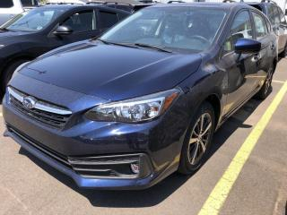 New 2020 Subaru Impreza Touring DON'T PAY FOR UP TO 120 DAYS ON PEI's MOST FUEL EFFICIENT FULL-TIME ALL WHEEL DRIVE VEHICLE! for sale in Charlottetown, PE