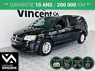 Used 2016 Dodge Grand Caravan SXT ** GARANTIE 10 ANS ** En route avec la petite famille! for sale in Shawinigan, QC