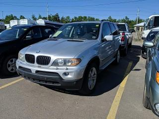 Used 2006 BMW X5 3.0i THIS WHOLESALE SUV WILL BE SOLD AS-TRADED! INQUIRE FOR MORE! for sale in Charlottetown, PE