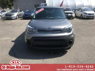 Used 2018 Kia Soul LX for sale in Shawinigan, QC