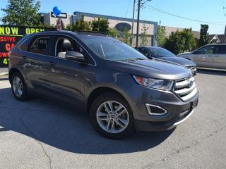 Used 2016 Ford Edge SEL | Navigation | Panoramic Sun Roof | Leather for sale in North York, ON