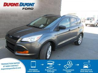 Used 2016 Ford Escape 4 portes S, Traction avant for sale in Gatineau, QC