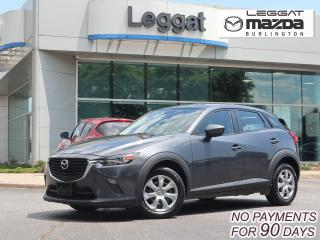 Used 2016 Mazda CX-3 GX- AWD, AUTOMATIC, BLUETOOTH, REAR CAMERA for sale in Burlington, ON