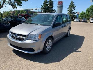 Used 2018 Dodge Grand Caravan CANADA VALUE PACKAGE for sale in Edmonton, AB