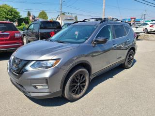 Used 2018 Nissan Rogue EDITION MINUIT *** APPLE CARPLAY + TOIT PANO + SIÈGE ELECTRIQUE ** for sale in Val-d'Or, QC