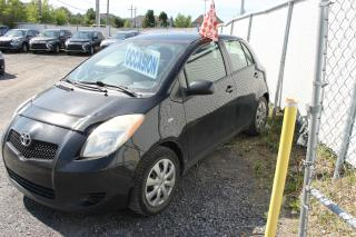 Used 2008 Toyota Yaris 5dr HB Auto LE for sale in Boucherville, QC