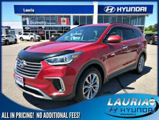 Used 2017 Hyundai Santa Fe XL V6 AWD 7-Passenger for sale in Port Hope, ON
