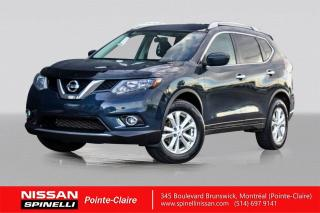 Used 2016 Nissan Rogue SV AWD AWD / SMART KEY / MAGS / SIÈGES CHAUFFANTS / REAR CAMERA for sale in Montréal, QC