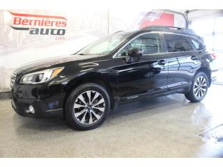 Used 2016 Subaru Outback LIMITED 3.6 R AWD for sale in Lévis, QC